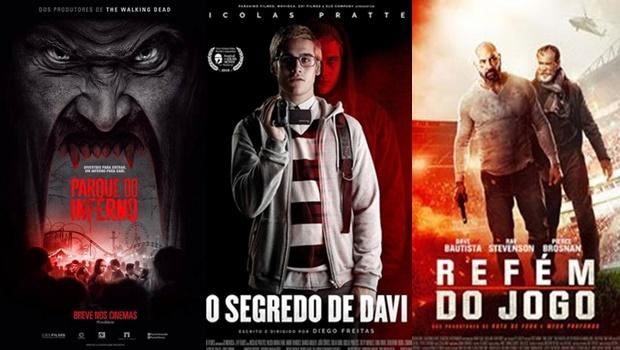 Saiba quais filmes estreiam esta semana em Goiânia