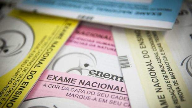 MEC registra apenas 35,9% de candidatos ao Enem com pagamento confirmado