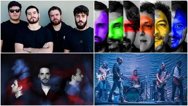 Two Wolves, Almost Down, Templates e mais 3 shows fecham o Cidade Rock 2018