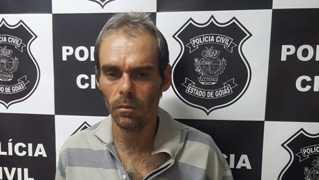 Autor de furtos em escola municipal de Aparecida de Goiânia é preso