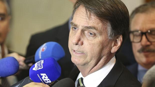 """""""Estrutura do Ministério do Trabalho será unida a outra pasta"""", diz Bolsonaro"""