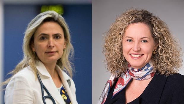 Duas mulheres, Ana Carla Abrão e Ludhmila Hajjar, são principais conselheiros de Caiado