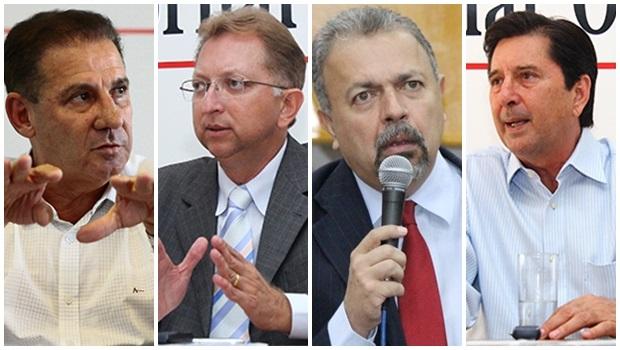 Vanderlan Cardoso sugere que Maguito Vilela pode ser nome de consenso em Goiânia
