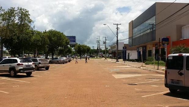 TCE suspende estacionamento rotativo em Palmas