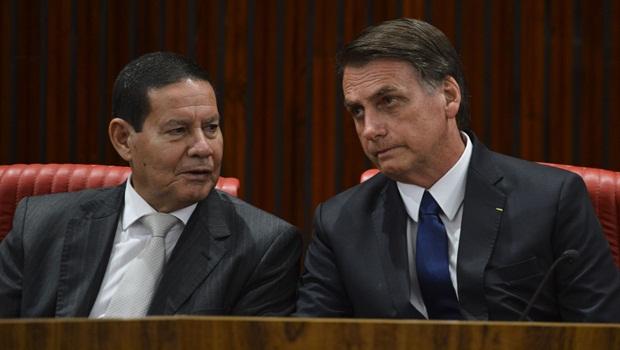 O general Mourão pode enfrentar Jair Bolsonaro em 2022, segundo Levy Fidelix
