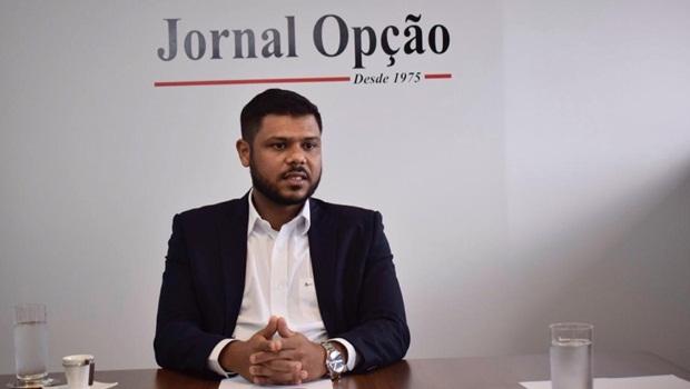 O presidente da Câmara de Goiânia pode sair da base do prefeito Iris Rezende