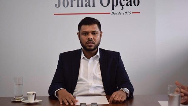 Romário Policarpo pode abandonar projeto de Vitti e disputar a Prefeitura de Goiânia