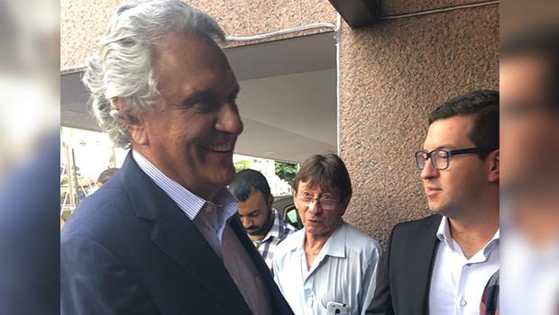 """""""A única saída é um regime de recuperação fiscal para Goiás"""", afirma Caiado"""