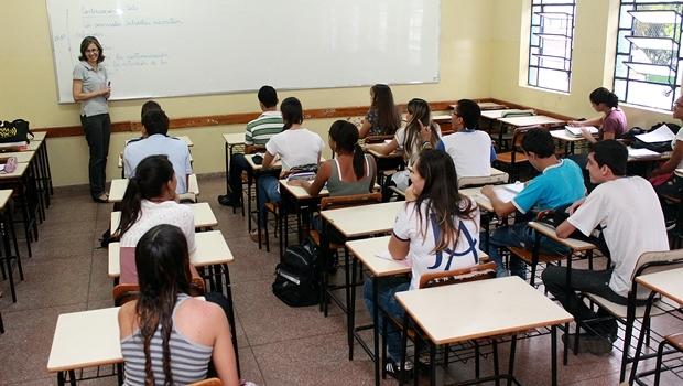 Escolas estaduais passam por processo de fusão e quantidade de vagas é mantida