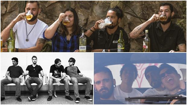 Monkey Goiânia recebe as bandas Verne, Rural Killers, Melodizzy, Blowdrivers e Dogman