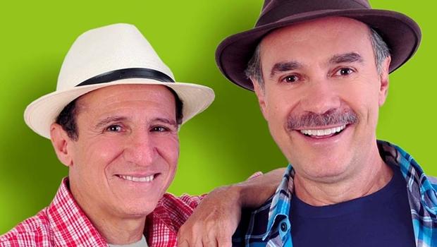 Teatro Goiânia recebe Nilton Pinto e Tom Carvalho em especial de fim de ano