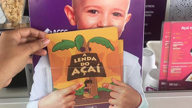 Venda de gibi solidário arrecada recursos para Hospital Araújo Jorge