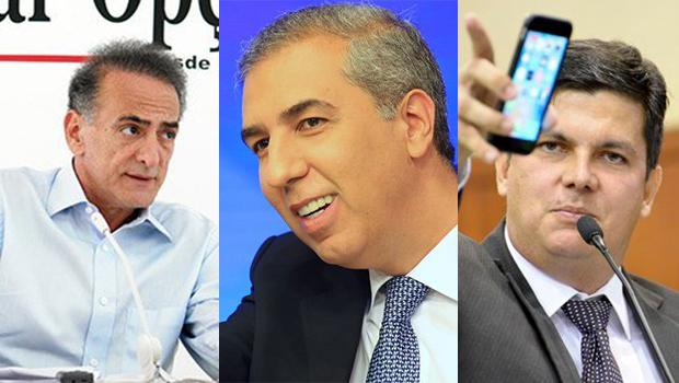 José Eliton voltará à advocacia e não tem interesse em presidir o PSDB. Sobra para Jean ou Jardel
