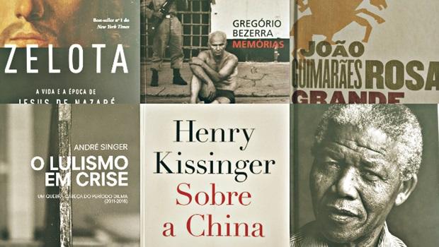 Veja os livros que o ex-presidente Lula está lendo na prisão