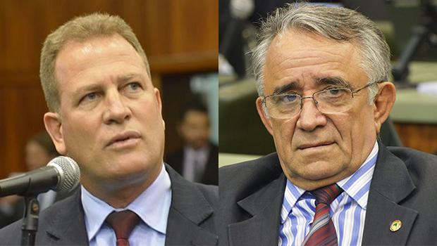 Major Araújo diz que Álvaro Guimarães erra ao ser candidato de Caiado e não dos deputados
