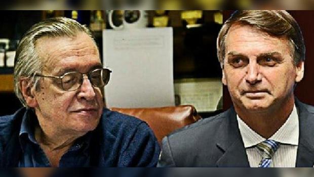 Com Olavo de Carvalho, a direita ganhou um discurso afiado e uma militância espontânea