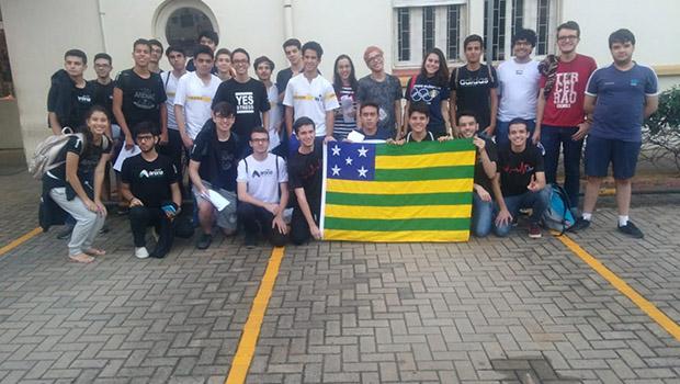 Goiás é destaque em olimpíadas de Ciências e Química