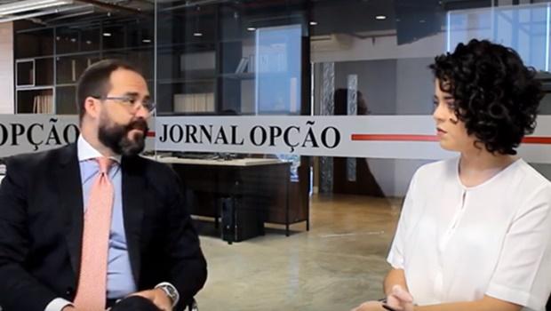 Lúcio Flávio fala sobre planos para segundo mandato à frente da OAB-GO