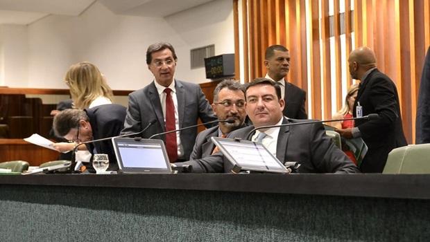 Autoconvocação da Alego começa nesta segunda-feira, 17, para votar projetos do Governo