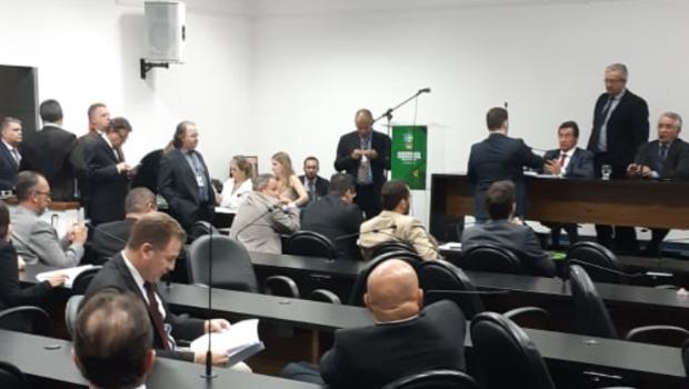Projeto de lei sobre incentivos fiscais é aprovado em primeira votação