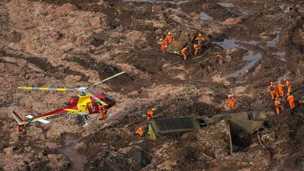 Defesa Civil Nacional reconhece calamidade pública em Brumadinho