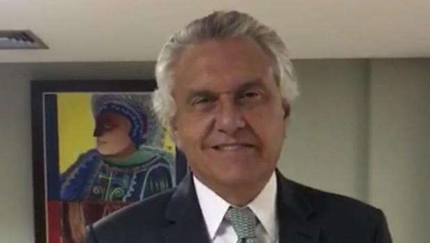 Governador marca bate-papo com goianos. Transmissão será online e ao vivo