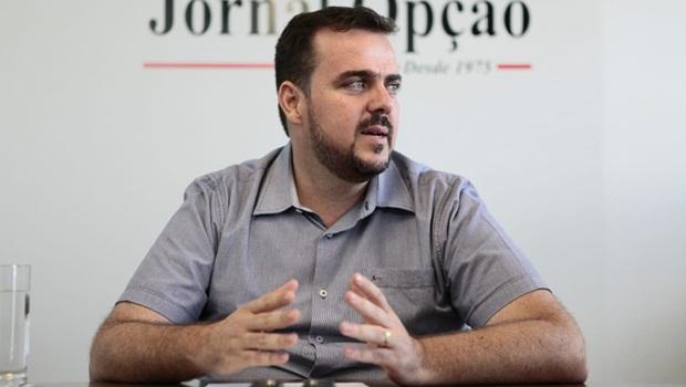 Gustavo Mendanha cobra recursos Federais para novo Hospital Municipal