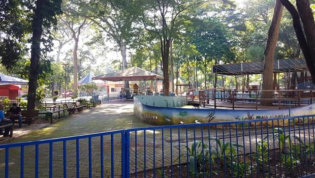 Fechado desde 2017, Parque Mutirama só deve ser reinaugurado em novembro