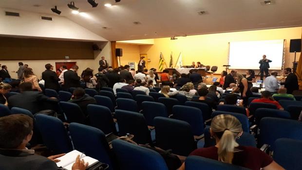 Assembleia de credores do grupo Transbrasiliana é suspensa sob protestos e risco de decretar falência