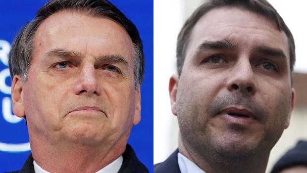 Bolsonaro defende combate à corrupção na Suíça e internet pede prisão de Flávio