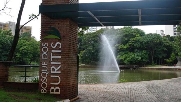 Bosque dos Buritis receberá obras de revitalização