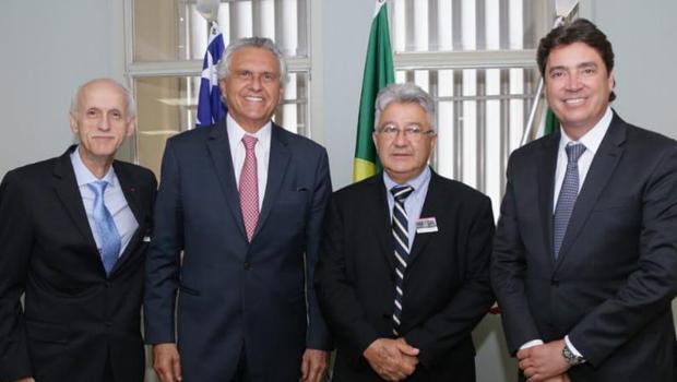 """""""Goiás tem musculatura para vencer"""", diz presidente da Adial Brasilsobre crise fiscal"""