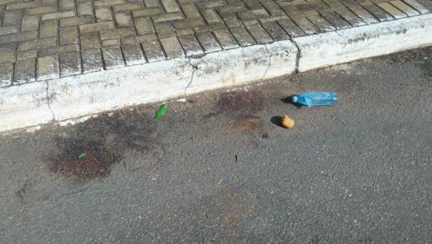 Pedestre encontra cabeça humana em frente a shopping da região norte da capital