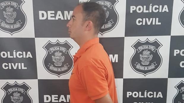 Marido que agrediu esposa no elevador é preso em Valparaíso de Goiás