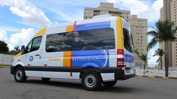 Goiânia recebe serviço de transporte público por aplicativo