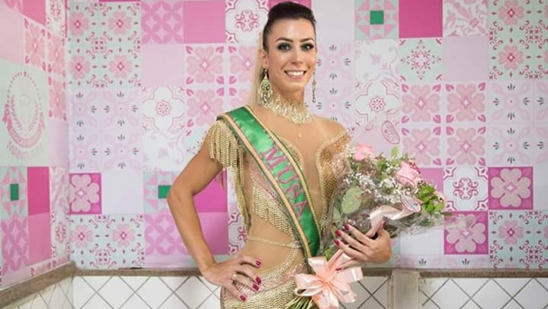 Mangueira terá primeira musa transexual em desfile na Sapucaí