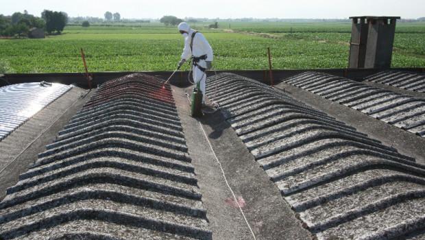 Eternit deixa de usar amianto na produção de telhas