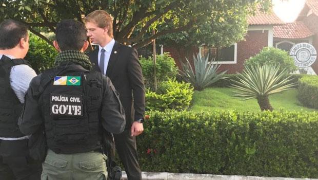 Polícia Civil prende dez vereadores de Augustinópolis acusados de esquema de corrupção