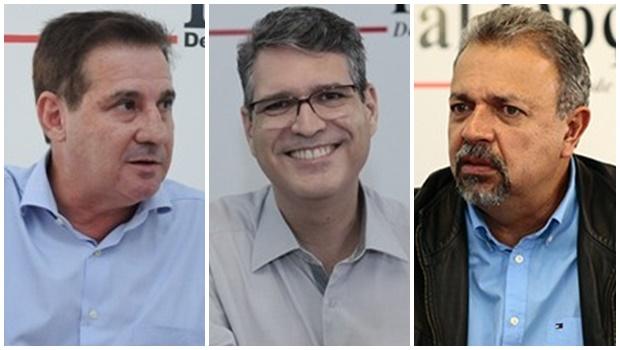 Pré-candidatos de Goiânia formatam grupo para enfrentar Iris