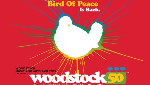 Edição em comemoração aos 50 anos de Woodstock terá pop e hip hop