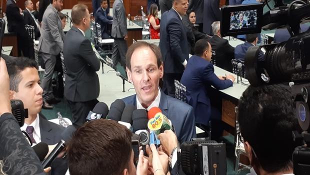 Confira como foi a votação que elegeu Lissauer Vieira presidente da Assembleia