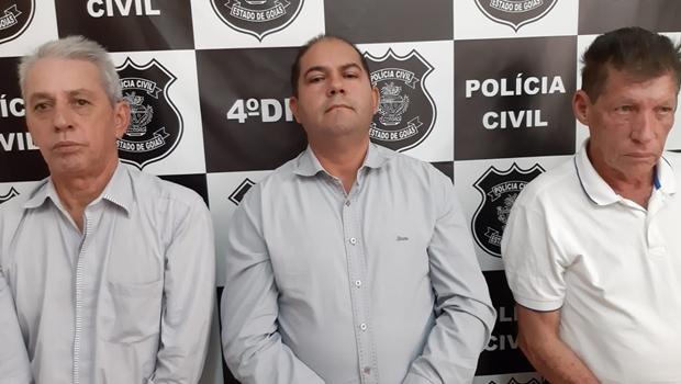 Suspeitos de atuar em golpes que superam R$ 140 mil são presos em Goiânia