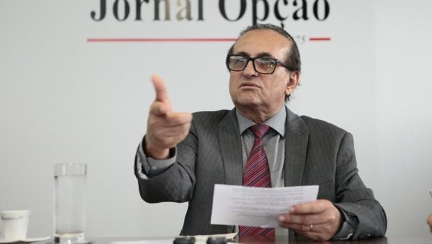 Edival Lourenço, secretário de Cultura   Foto: Fernando Leite/Jornal Opção