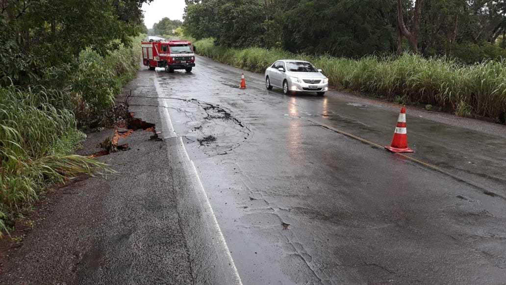 Alvo de ação do MP, Goinfra garante que rodovias em situação precária já estão sendo recuperadas