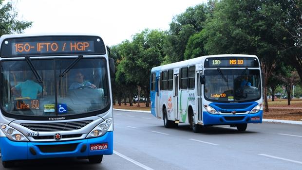 Prefeitura de Palmas anuncia fim de taxa no transporte coletivo
