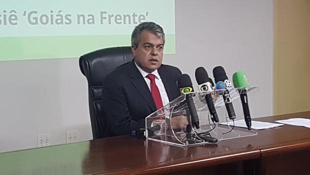 Líderes partidários disputam secretarias estratégicas do governo Caiado