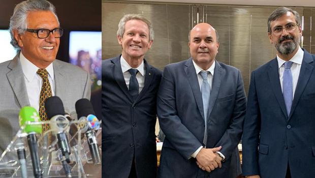 Ronaldo Caiado pode indicar Aylton Vechi para procurador-geral de justiça?