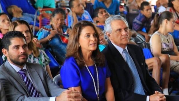 Caiado anuncia novo repasse ao São Cottolengo e auditoria para descobrir paradeiro de verba federal