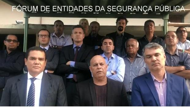 Após reunião frustrada com Governo, sindicatos da Segurança chamam categoria para mobilização