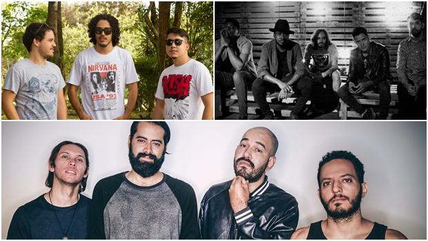 Rockaria reúne três atrações musicais na Monkey